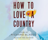 How to Love a Country: Poems Cover Image