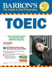 Barron's TOEIC with MP3 CD Cover Image