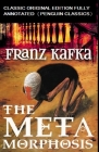 The Metamorphosis: Classic Original Edition Fully Annotated (Penguin Classics) Cover Image