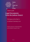Legal Documents from the Judean Desert: The Impact of the Shari'a on Bedouin Customary Law (Studies in Islamic Law and Society #33) Cover Image