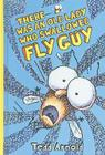 There Was an Old Lady Who Swallowed Fly Guy Cover Image
