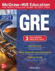 McGraw-Hill Education GRE 2021 Cover Image