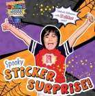 Spooky Sticker Surprise! (Ryan's Mystery Playdate) Cover Image