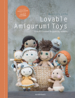 Lovable Amigurumi Toys: 15 Doll Crochet Projects by Lilleliis Cover Image