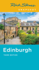 Rick Steves Snapshot Edinburgh Cover Image