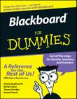 Blackboard for Dummies Cover Image