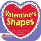 Valentine's Shapes (First Celebrations #4) Cover Image