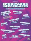 15 Exitazos Populares (15 Latin Super Hits) Cover Image