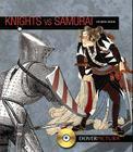 Knights vs. Samurai (Dover Pictura) Cover Image