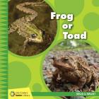 Frog or Toad Cover Image