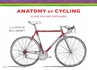 The Anatomy of Cycling: 22 Bike Culture Postcards Cover Image