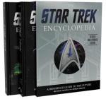 The Star Trek Encyclopedia: A Reference Guide to the Future Cover Image