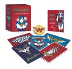 Wonder Woman: Magnets, Pin, and Book Set (RP Minis) Cover Image