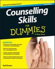 Counselling Skills for Dummies Cover Image