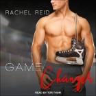 Game Changer Lib/E: A Gay Hockey Romance Cover Image