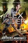 Never Say Die (Alex Rider #11) Cover Image