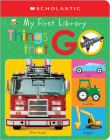My First Things That Go: Scholastic Early Learners (My First Learning Library) Cover Image