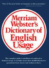 Merriam-Webster's Dictionary of English Usage Cover Image