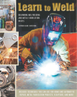 Learn to Weld: Beginning MIG Welding and Metal Fabrication Basics Cover Image