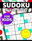 Sudoku Puzzle Books for Kids: Easy, Medium to Hard Cover Image