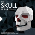 The Skull: A Charismatic Press-Out Mask for Parties, Festivals & Everyday Wear Cover Image