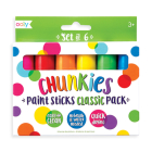 Chunkies Paint Sticks - Set of 6 Cover Image