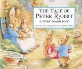 The Tale of Peter Rabbit Story Board Book (Potter) Cover Image