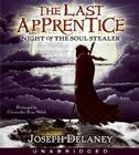 Last Apprentice: Night of the Soul Stealer (Book 3) CD Cover Image