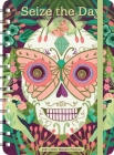 Sugar Skull 2021 - 2022 On-The-Go Weekly Planner: Seize the Day Cover Image