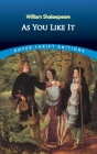 As You Like It (Dover Thrift Editions) Cover Image