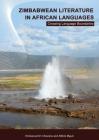 Zimbabwean Literature in African Languages. Crossing Language Boundaries Cover Image
