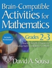Brain-Compatible Activities for Mathematics, Grades 2-3 Cover Image