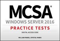 McSa Windows Server 2016 Digital Access Code Cover Image