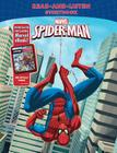 Marvel Spider-Man Read-And-Listen Storybook Cover Image
