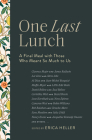One Last Lunch: A Final Meal with Those Who Meant So Much to US Cover Image