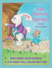 Eggs, Baskets, Spring! Easter Activity Book Cover Image