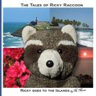 Ricky goes to the Islands: Ricky goes to San Juan, El Yunque, Puerto Rico and Volcanoes National Park on Hawaii Cover Image