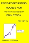 Price-Forecasting Models for First Trust High Income ETF DDIV Stock Cover Image