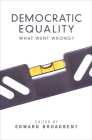 Democratic Equality What Went Cover Image