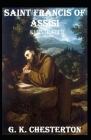 Saint Francis of Assisi Illustrated Cover Image