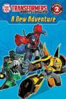 Transformers Robots in Disguise: A New Adventure (Passport to Reading Level 2) Cover Image