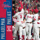 Philadelphia Phillies 2021 12x12 Team Wall Calendar Cover Image