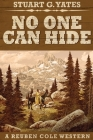 No One Can Hide: Large Print Edition Cover Image