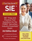 SIE Exam Prep: SIE Prep and Practice Test Questions for the FINRA Securities Industry Essentials Exam [3rd Edition Book] Cover Image