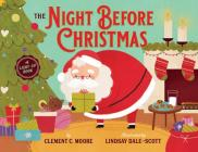 The Night Before Christmas: A Light-Up Book Cover Image
