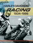 Harley-Davidson Racing, 1934-1986 Cover Image