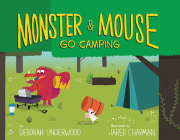 Monster and Mouse Go Camping Cover Image