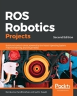 ROS Robotics Projects Cover Image