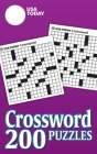 USA TODAY Crossword: 200 Puzzles from The Nation's No. 1 Newspaper (USA Today Puzzles #2) Cover Image