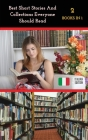 [ 2 Books in 1 ] - Best Short Stories and Collections Everyone Should Read - Italian Language Edition: This Book Contains 2 Manuscripts ! Fiction And Cover Image